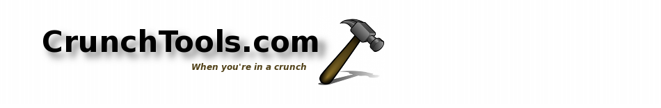 Crunch Tools